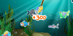 Hra - Let's Go Fishing
