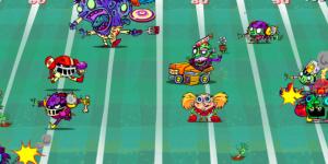 Hra - Super Zombie Bowl