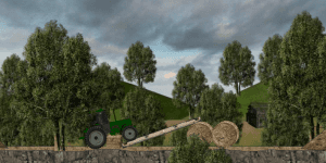 Hra - Tractor Trial 2
