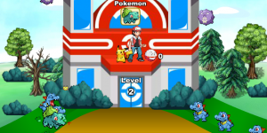 Hra - Pokemon Attack Defense