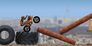 Hra - Moto Trial Germany