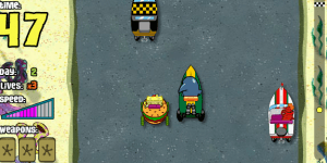 Hra - Spongebob Squarepants Delivery Dilemma