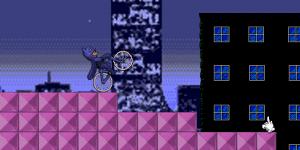 Hra - Batman BMX