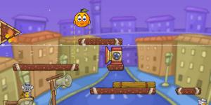 Hra - Cover Orange Journey. Gangsters