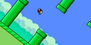 Hra - Flappy Bird 2