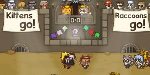 Hra - StrikeForce Kitty League