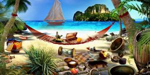 Hra - Tropical Adventure