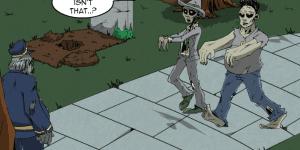 Hra - Zombie Society