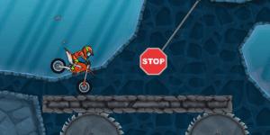Hra - Moto X3M 2