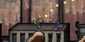 Hra - Bicycle 2: Physical Bike Race