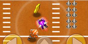 Hra - Touchdown Blast