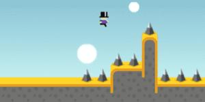 Hra - Sir Jump