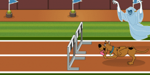 Hra - Scooby-Doo Hurdl Race