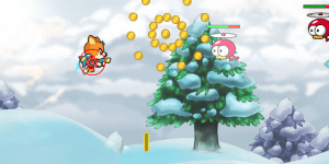 Hra - Bear in Super Action Adventure 2