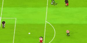 Hra - Kopanito All-Stars Soccer