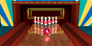 Hra - Bowling Masters 3D