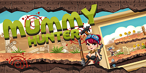 Hra - Mummy Hunter