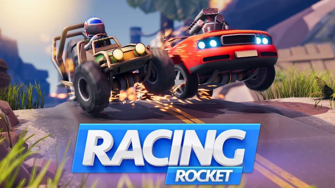 Hra - Racing Rocket