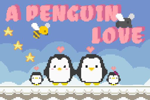 Hra - A Penguin Love