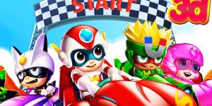 Hra - Kart Race 3D