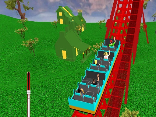 Hra - Reckless Roller Fun Park