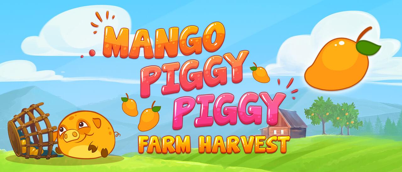 Hra - Mango Piggy Piggy Farm