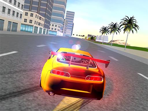 Hra - Supra Drift 2