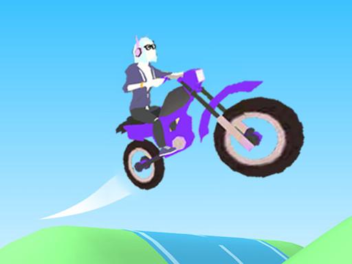 Hra - Bikes Hill