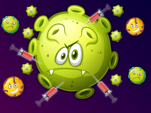 Hra - Kill The Coronavirus