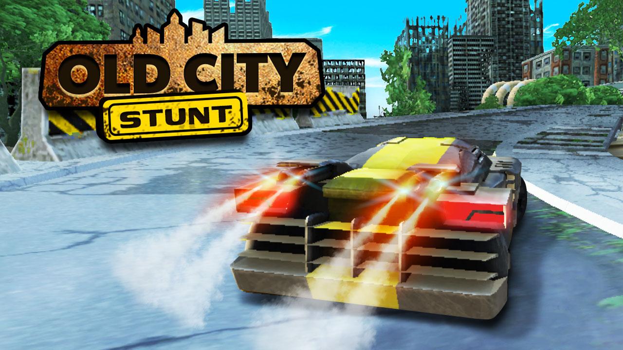 Hra - Old City Stunt
