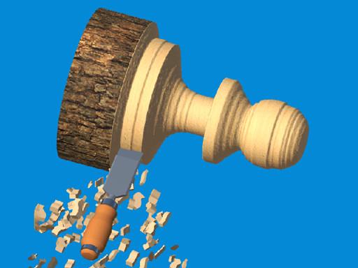 Hra - Woodturning 3D
