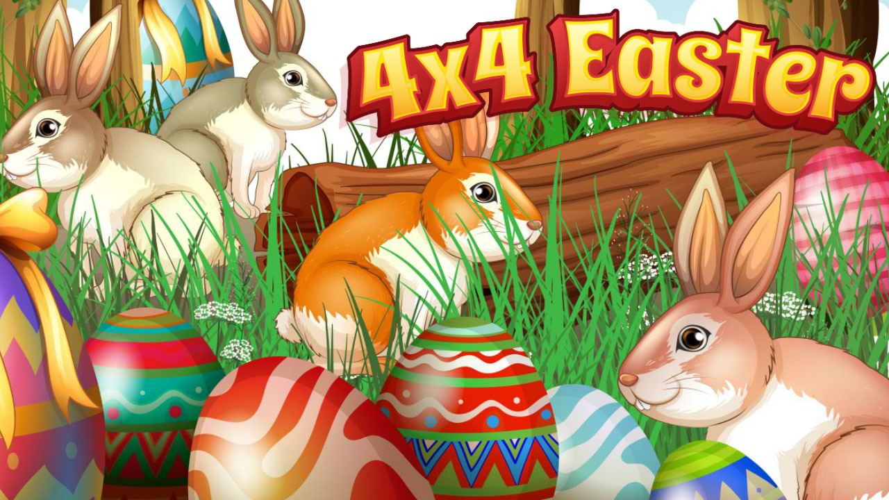 Hra - 4X4 Easter