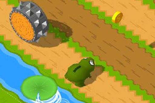 Hra - Frosch