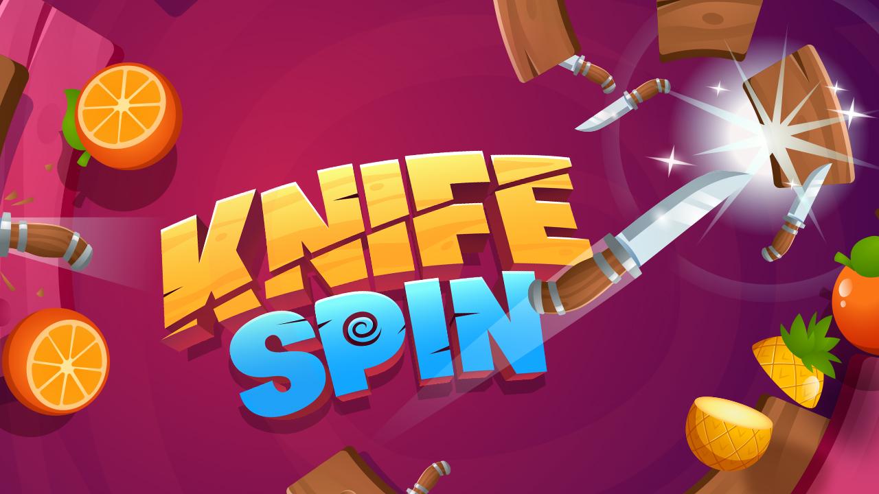 Hra - Knife Spin