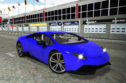 Hra - Supercars Drift