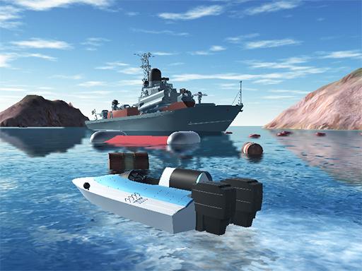 Hra - Boat Simulator 2