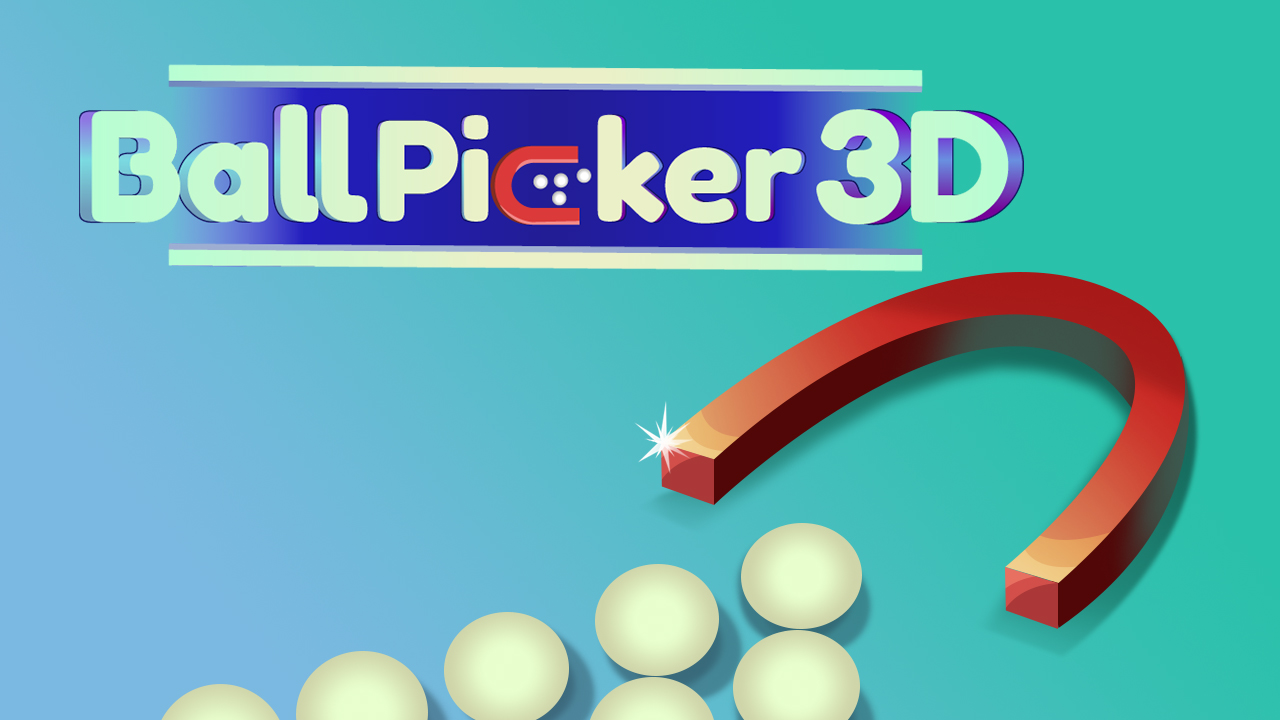Hra - Ball Picker 3D
