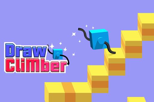 Hra - Draw Climber