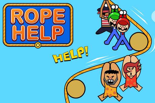 Hra - Rope Help