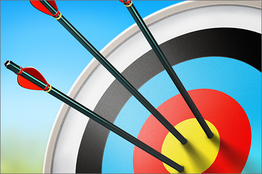 Hra - Archery Strike 2