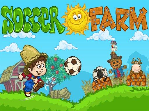 Hra - Soccer Farm