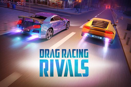 Hra - Drag Racing Rivals