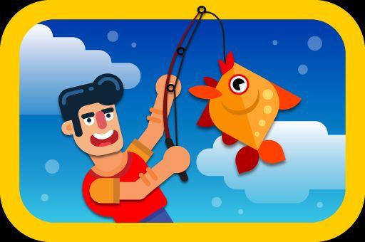 Hra - Fishing.io