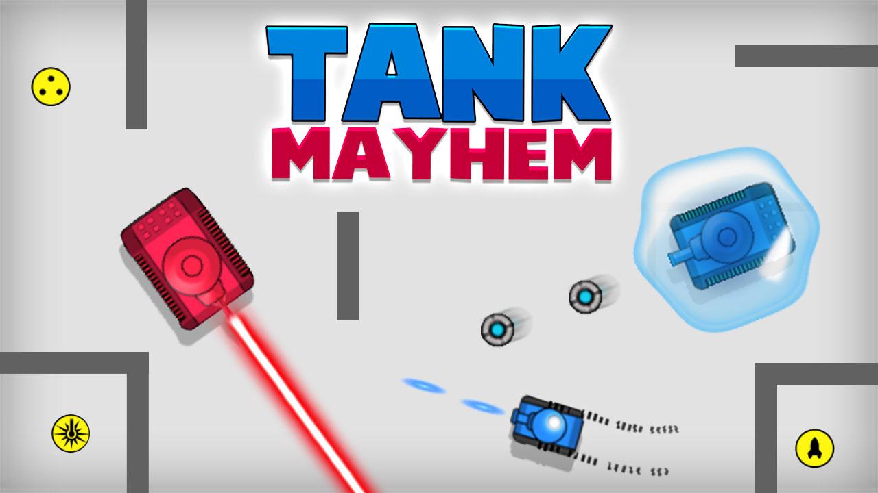 Hra - Tank Mayhem