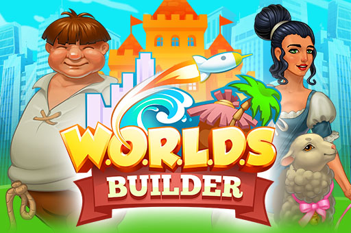 Hra - Worlds Builder