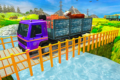 Hra - Truck Driver Cargo Game