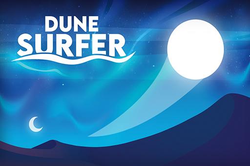 Hra - Dune Surfer