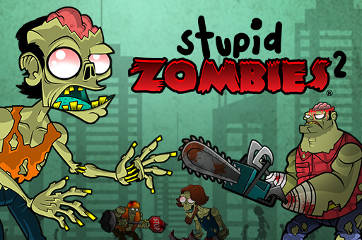 Hra - Stupid Zombies 2