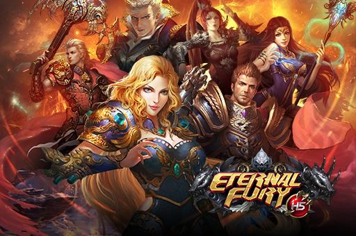 Hra - Eternal Fury
