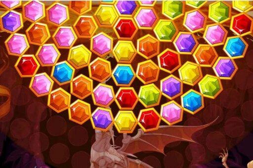 Hra - Gems Shooter